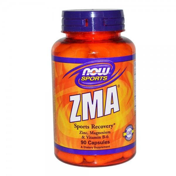 NOW FOODS ZMA 800 mg