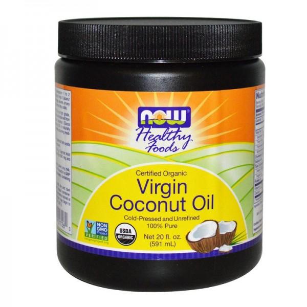 NOW FOODS Coconut Oil Organic Virgin