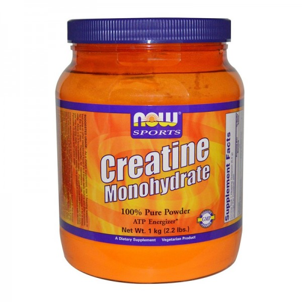 NOW FOODS Creatine Powder