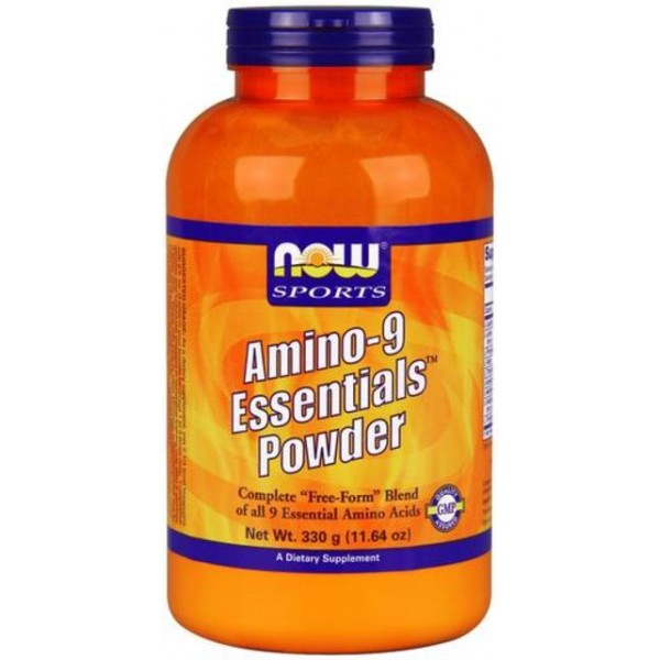 NOW FOODS Amino-9 Essentials