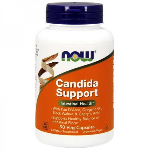 NOW FOODS Candida Clear