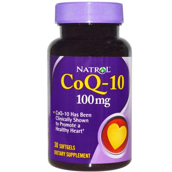 NATROL CoQ-10 100mg