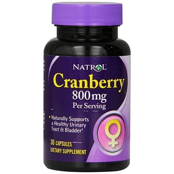 NATROL Cranberry 800mg