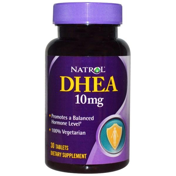 NATROL DHEA 10mg