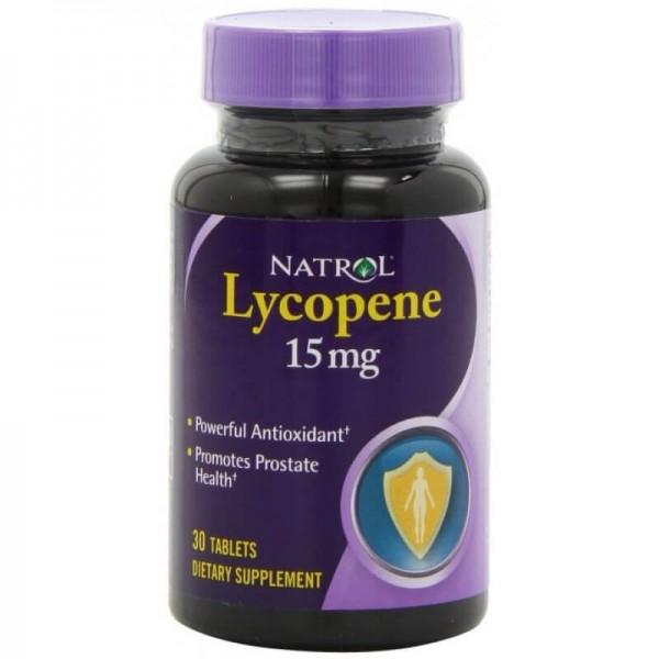 NATROL Lycopene 15mg
