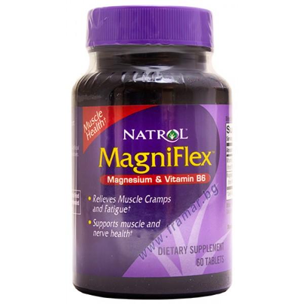 Natrol MagniFlex (Magnesium + Vitamin B6)