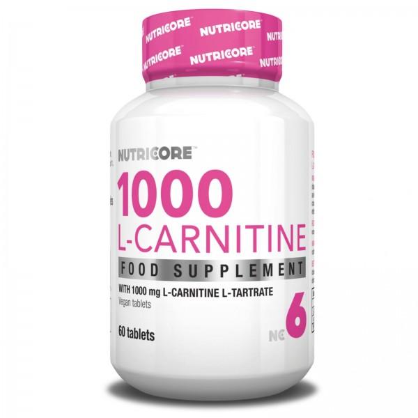NUTRICORE 1000 L-Carnitine