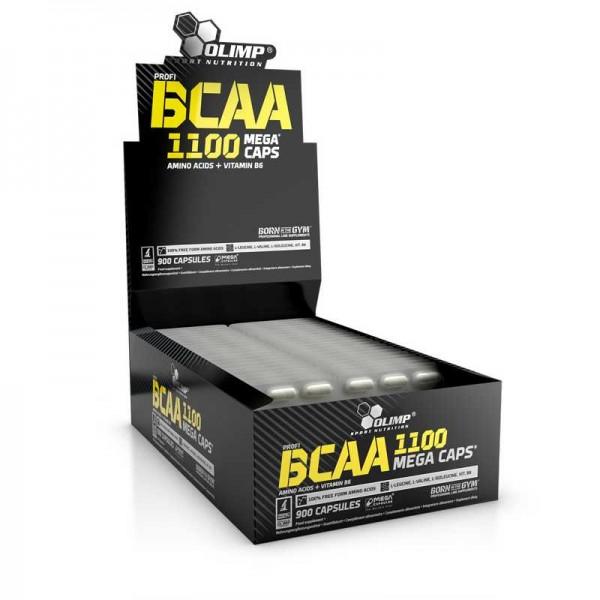 OLIMP BCAA mega caps Blister Box