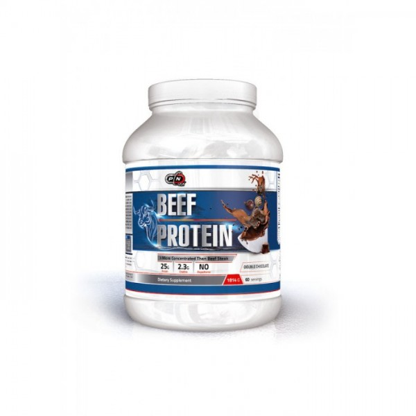 PURE NUTRITION BEEF PROTEIN