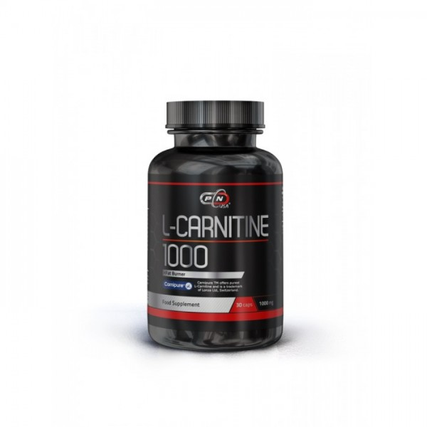 PURE NUTRITION L-CARNITINE 1000 mg