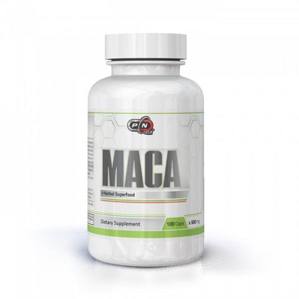 PURE NUTRITION MACA 500 mg