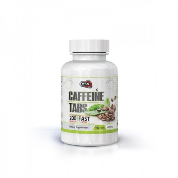 PURE NUTRITION CAFFEINE  200 mg