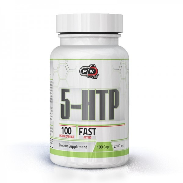 PURE NUTRITION 5-HTP 100 mg