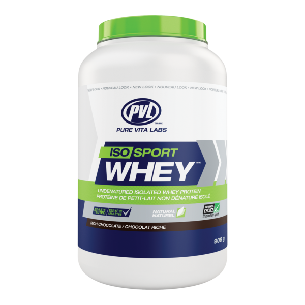 PVL Iso Sport Whey
