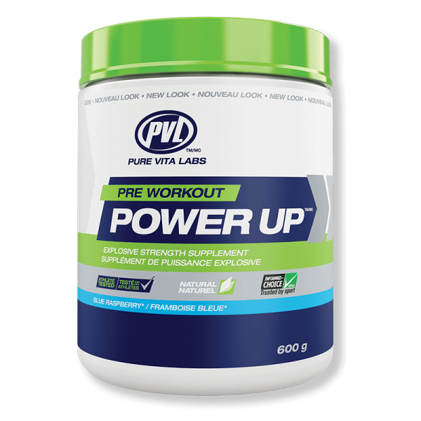 PVL Power Up