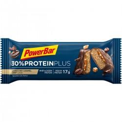 PowerBar 30% Protein Plus - Протеинов бар - 55г