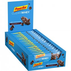 PowerBar Clean Whey - Протеинов бар - 18x45г