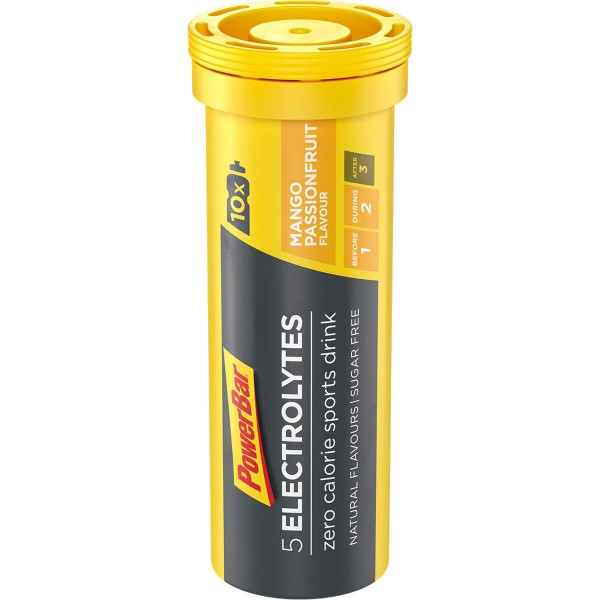 PowerBar 5 Electrolytes Sports Drink - разтворима напитка 42g