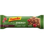 PowerBar Natural Energy Fruit Bar - Натурален бар с плодове и ядки - 40г