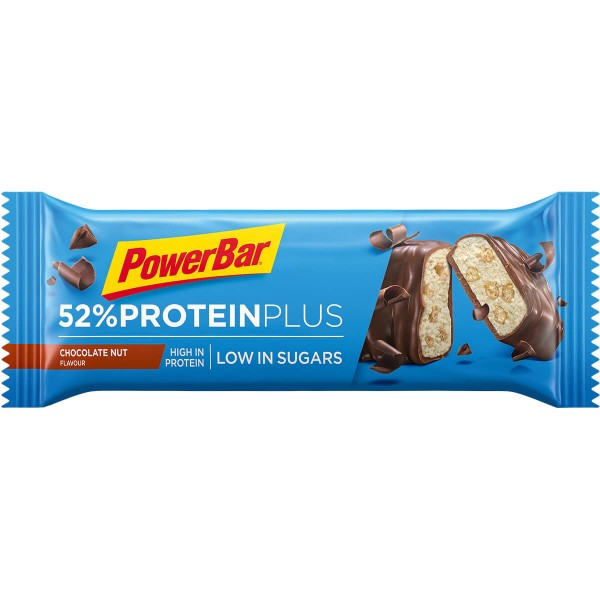PowerBar 52% Protein Plus - Протеинов бар - 50г