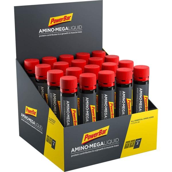 PowerBar Amino Mega Liquid Ампули - 20х25ml