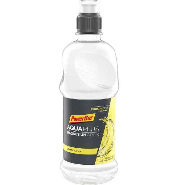 PowerBar Aqua Plus - Безкалорична спортна напитка с магнезий - 500мл