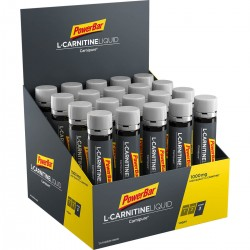 PowerBar L-Carnitine Liquid - Ампули 20х25ml