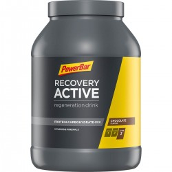 PowerBar Recovery Active - Въглехидратна протеинова напитка - 1210g