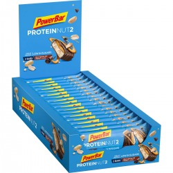 Powerbar Protein Nut2 - Протеинов бар - 18х45г