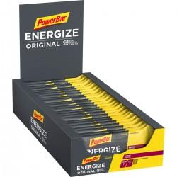 PowerBar Energize Original - въглехидратен бар с натрий и магнезий - 25x55г