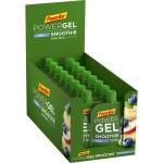 PowerBar PowerGel Smoothie - Плодово смути с въглехидрати и натрий - 16x90г