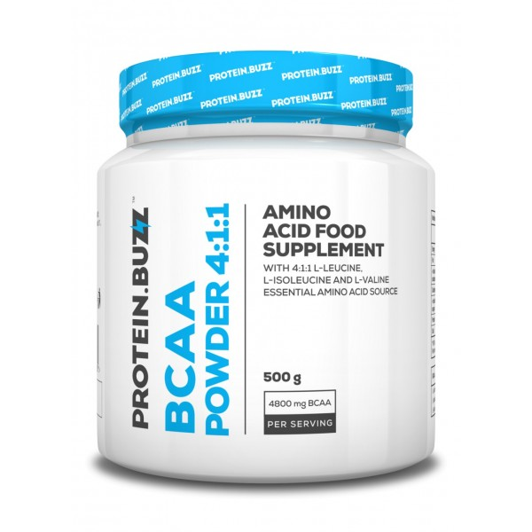 PROTEIN.BUZZ BCAA Powder 4:1:1