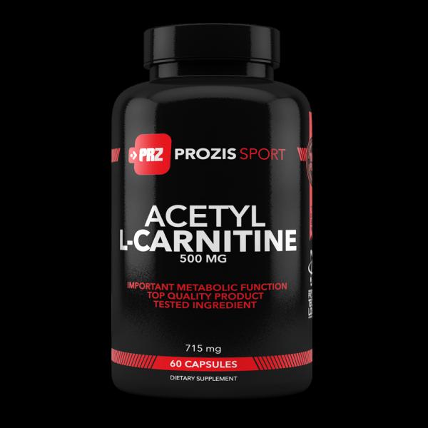 PROZIS Acetyl L-Carnitine 500mg