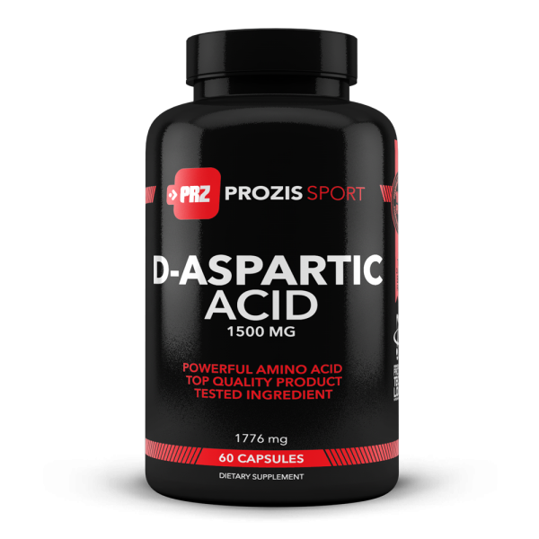 PROZIS D-Aspartic Acid 1500mg