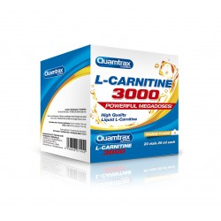 QUAMTRAX L-Carnitine 3000