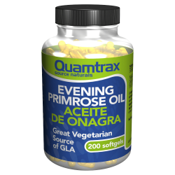 QUAMTRAX Evening primrose Oil