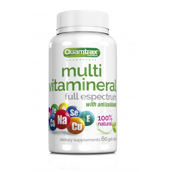 QUAMTRAX Multi Vitamineral