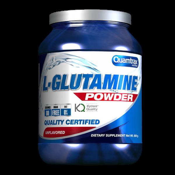 QUAMTRAX L-Glutamine Powder