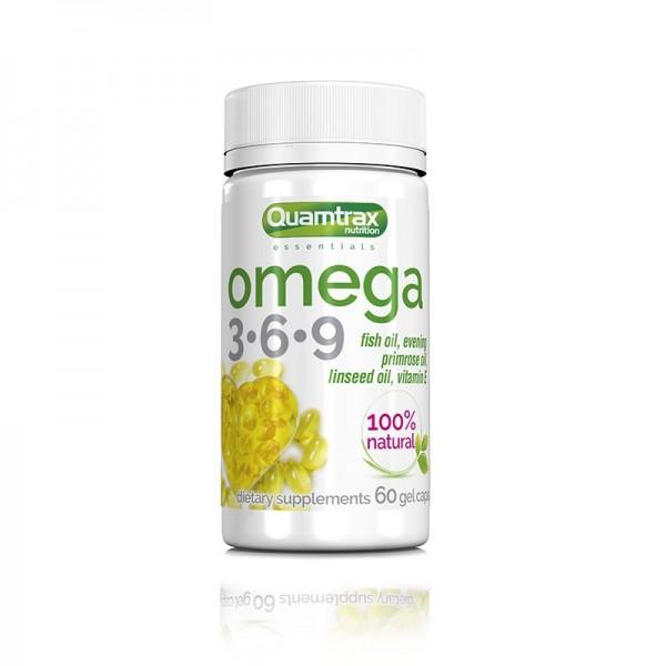 QUAMTRAX Omega 3.6.9 / 60 caps