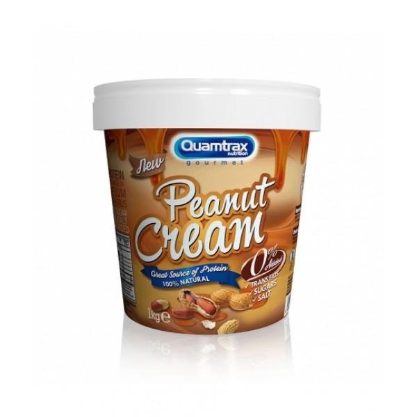 Quamtrax Peanut Cream - фъстъчено масло