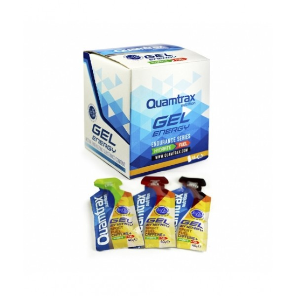 QUAMTRAX Power Energy Gel