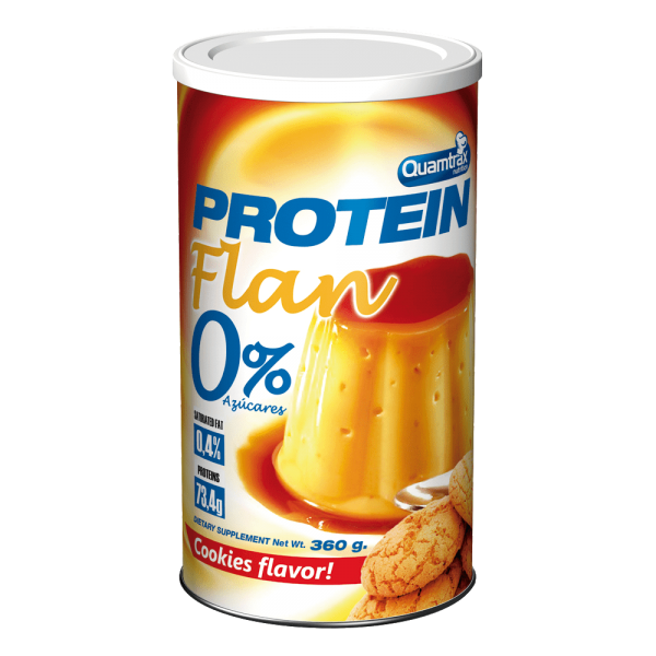 QUAMTRAX Protein Flan