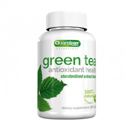 QUAMTRAX Green Tea
