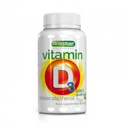 QUAMTRAX Vitamin D3 / 60 Caps.
