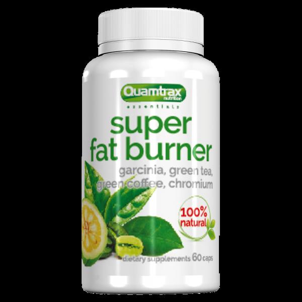 QUAMTRAX Super Fat Burner / 60 caps