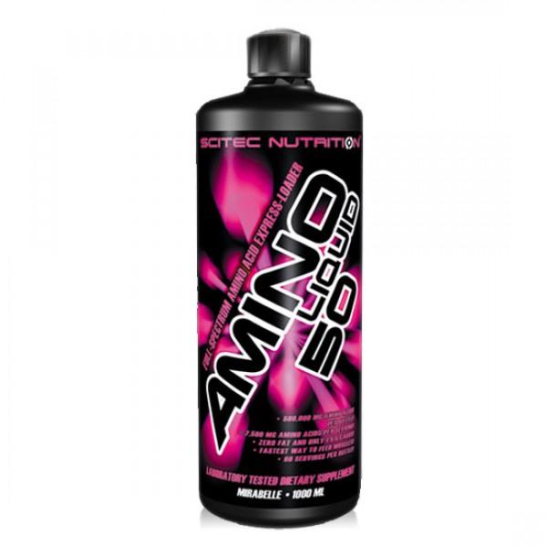 SCITEC Amino Liquid 50