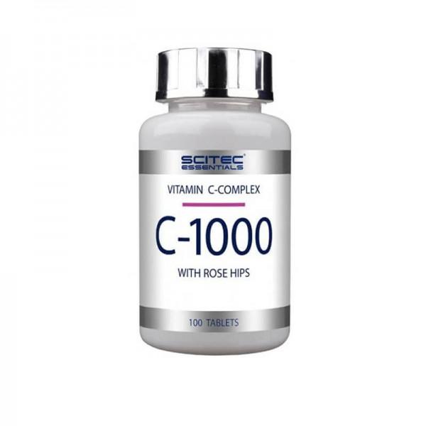 SCITEC Vitamin C – 1000 Complex