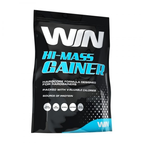 WIN NUTRITION 100% Hi-Mass Gainer