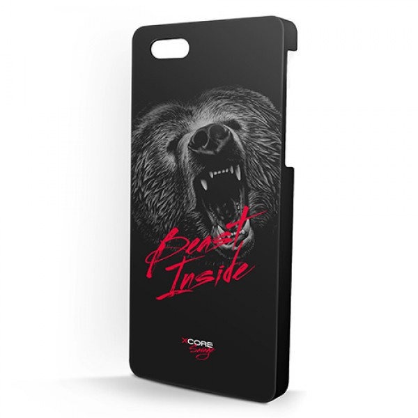 XCORE Iphone 5 Case Beast Inside