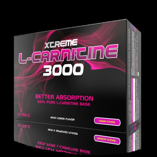 XCORE L-Carnitine 3000mg